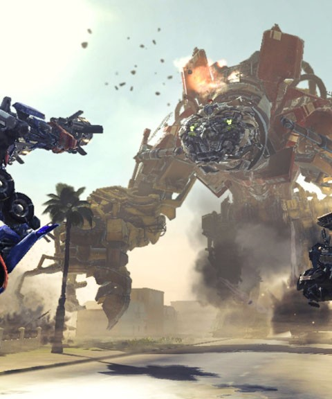 transformers-rotf---devastator-battle